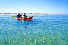 Ningaloo Marine Park Half Day Sea Kayak and Snorkel Tour