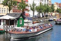 Actividades,Actividades acuáticas,Crucero canales de Copenhague,Barco turístico