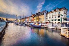 Actividades,Actividades acuáticas,Jardines Tivoli,Crucero canales de Copenhague,Con Jardines Tivoli