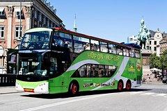 Ver la ciudad,Hop-On Hop-Off,Crucero canales de Copenhague,Con autobús turístico