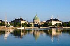 Copenhagen Shore Excursion: Panoramic City Tour with Harbor Cruise