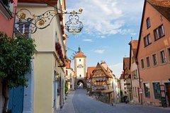 Salir de la ciudad,Salir de la ciudad,Excursiones de más de un día,Excursiones de más de un día,Excursión a Rothenburg,Excursión a Múnich