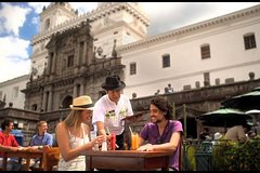 Imagen Experience Tour VIP Quito 5 Days 4 Nights