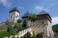 Ver la ciudad,Salir de la ciudad,Excursiones de un día,Visitar el Castillo de Karlstejn