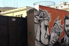 Rome Street Art: Ostiense Small Group Walking Tour