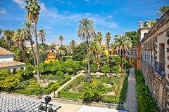 Imagen Exclusivo da Viator: Excursão a pé de Game of Thrones em Sevilha com passeio opcional para Osuna