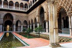Imagen Excursão turística por Sevilha: Palácio Real Alcázar, Plaza de España, Catedral de Sevilha e bairro de Santa Cruz