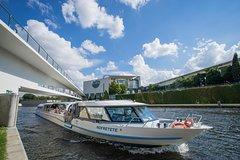Imagen Circuit Quartier Branché en bus à arrêts multiples à Berlin avec croisière en bateau sur la Spree