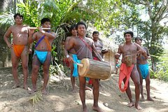 Salir de la ciudad,Excursions,Excursiones de un día,Full-day excursions,Excursión a Pueblo Indígena Emberá,Excursion to Embera Village