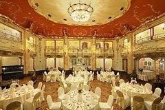 Concierto de Mozart con cena en Praga
