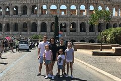 Colosseum and Roman forum - Private tour designed for small groups