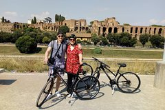 VIP Bike tour of Rome with trekking bike (Max 10 people)