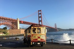 San Francisco California San Francisco Cable Car City Tour from Union Square 2242P16