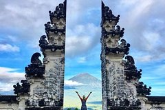 Abang Bali Gateway of Heaven at Pura Lempuyang in Bali 22457P14