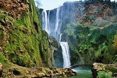 Salir de la ciudad,Excursiones de un día,Cascadas de Ouzoud,Visita las cascadas