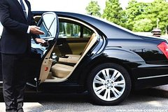 Private Transfer from Rome to Fiumicino Airport