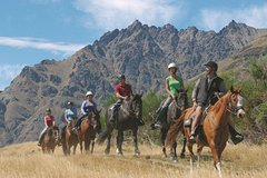 Imagen Half-Day Walter Peak Horse Trek from Queenstown