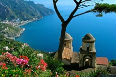 Private tour of the amalfi coast