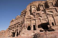 Salir de la ciudad,Excursiones de más de un día,Excursión a Petra,Excursión a Mar Muerto