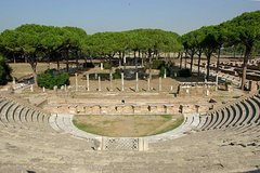 Excursions Civitavecchia to Ancient Ruins of Ostia