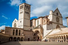 Private Full Day Trip from Rome to Assisi