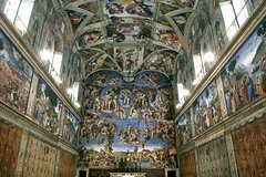 Vatican Private Tour No line Tickets & Car with Driver