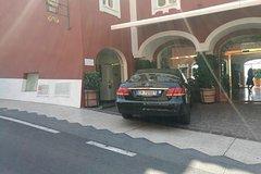 Private Transfer Rome Positano