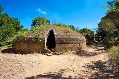 Civitavecchia Private Shore Excursion to Etruscan Countryside