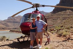 El mejor recorrido en helicóptero 4 en 1 del Gran Cañón