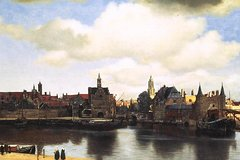 Private Guided Tour of Mauritshuis Museum from the Hague with Art Historian Private Car Transfers