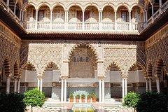Imagen Acesso antecipado ao Alcázar de Sevilha com catedral opcional