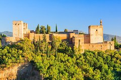 Imagen Acceso prioritario a la Alhambra y los jardines del Generalife en Granada