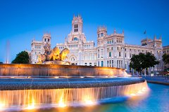Imagen Madrid Highlights Private Walking Tour