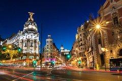 Imagen Madrid at Night Private Walking Tour