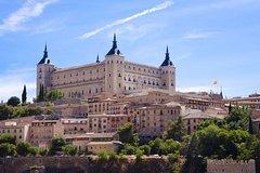 Imagen Ganztägige private Tour nach Toledo und Segovia ab Madrid