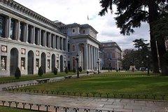 Imagen Viator VIP: früher Zugang zum Museo del Prado mit optionalem Reina Sofia-Museum
