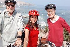 Imagen Bohemian and Beach Bike Tour in Lima