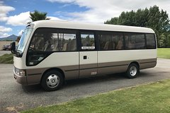 Imagen SMALL BUS ONSHORE EXPERIENCE TRAIL OF MARLBOROUGH -12-18 SEATS
