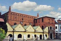 Ver la ciudad,Ver la ciudad,Ver la ciudad,Tours andando,Barrio judío: Kazimierz y Podgorze,Barrio Kazimierz