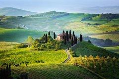 Half Day Chianti Wine Tour with Private Luxury Van
