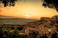 San Gimignano and Volterra Tour by Private Luxury Van