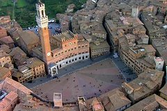 Private Guided Tour: Siena, San Gimignano and Chianti Day Trip from Florence