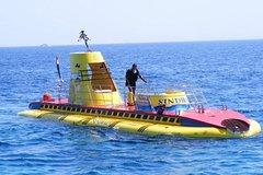 Hurghada Red Sea and Sinai 3-Hour Submarine Tour in Hurghada 23355P8