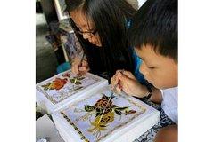 Imagen Batik Coloring Workshop in Kuala Lumpur