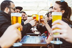 Montreal Craft Brewery and Beer Tasting Small-Group Tour