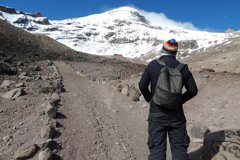 Imagen PRIVATE TOUR CHIMBORAZO MOUNTAIN AND DEVIL'S NOSE