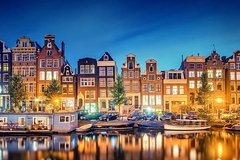 Imagen 3-Night Tour of Amsterdam and Bruges from Cambridge