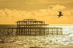 Full Day Tour to Brighton and Portsmouth From Bournemouth Private Car Transfers