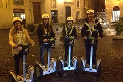 Evening Special: 2hour Segway PrivateTour of Rome