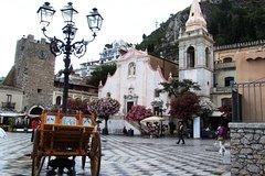 Taormina and Castelmola Tour from Messina